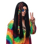 Costume Accessories-Long Hair Wig-1 Pc