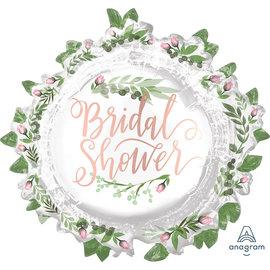 Balloons-Supershape-Floral Bridal Shower