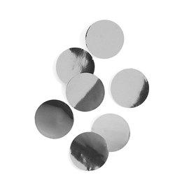 Confetti-Dots-Metallic Silver-0.8oz-22g