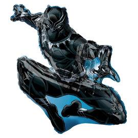 """Foil Balloon- Black Panther- 32"""" x 32"""""""