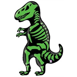 Foil Balloon-Supershape-T-Rex-1pk