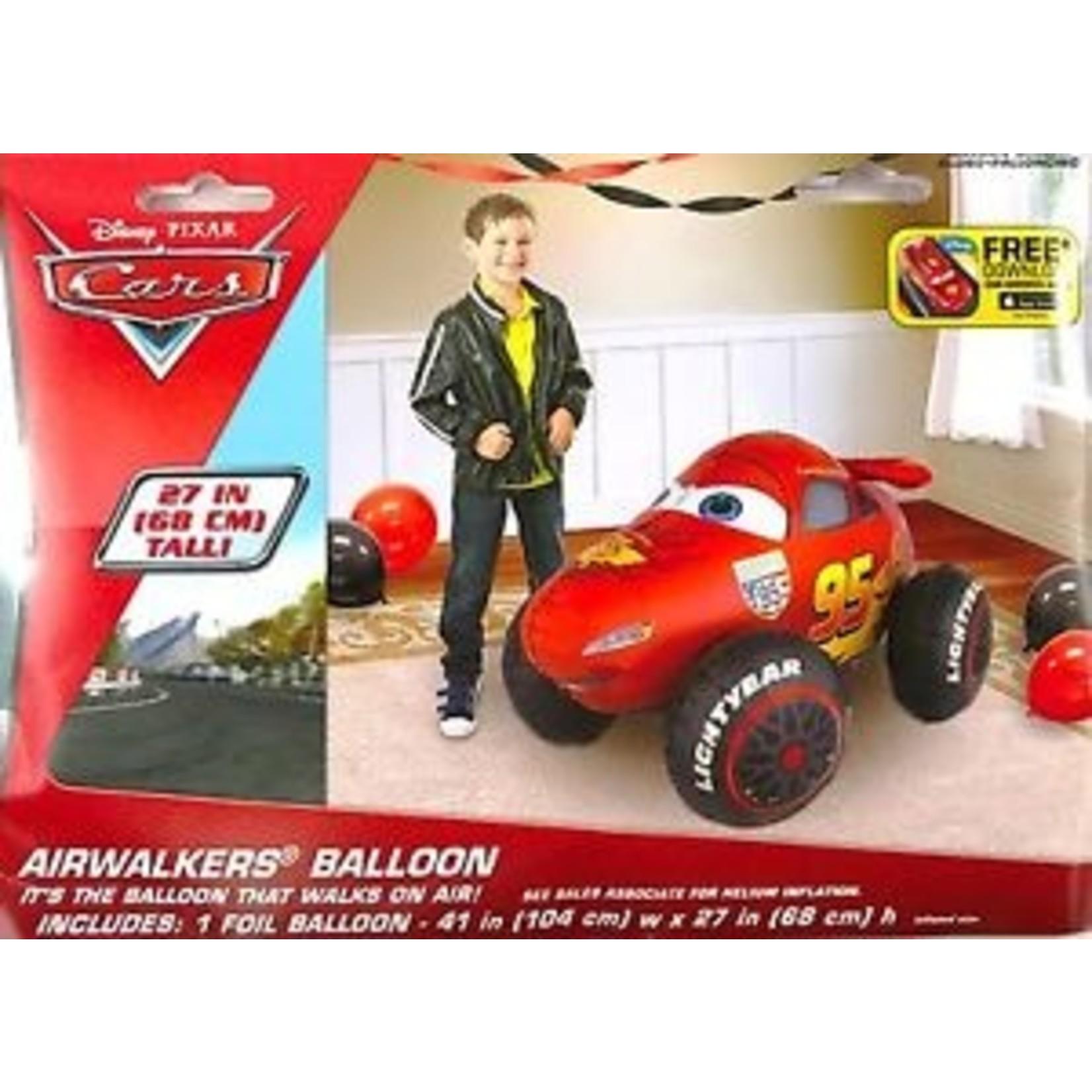 Balloon-Airwalker-Lightening McQueen Cars 3
