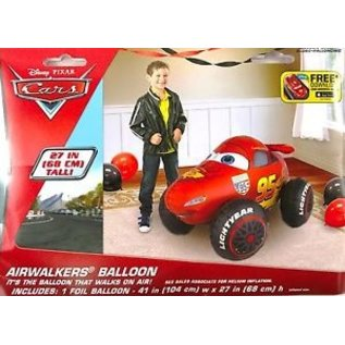 Balloon-Airwalker-Lightening McQueen Cars 3