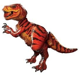 Foil Balloon-Airwalker-Jurassic World T-Rex