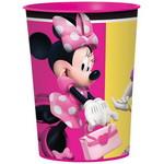 Cups-Plastic-Minnie Mouse-16oz