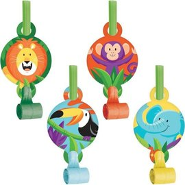 Blowouts-Jungle Safari-8pk