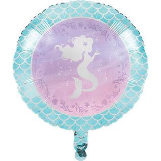 """Foil Balloon-Mermaid Shine-18"""""""