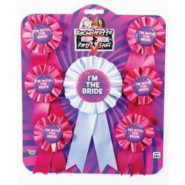 Award Ribbon - Bachelorette/ 7 Count