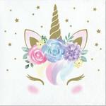 Beverage Napkins- Unicorn