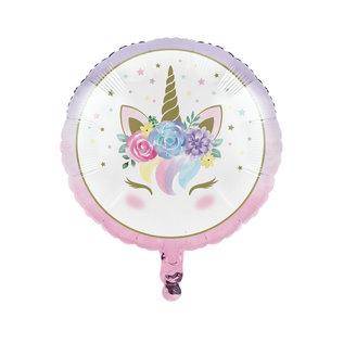 """Foil Balloon - Unicorn Baby / 18"""""""