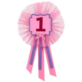 Award Ribbon-1st Birthday Girl