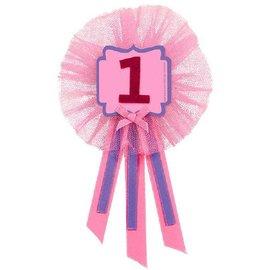 Award Ribbon-1st Birthday Girl