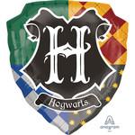 Foil Balloon-Supershape-Harry Potter Crest
