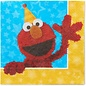 Luncheon Napkins-Sesame Street 2-16pk-2ply