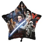 Foil Balloon-Supershape-Star Wars-Last Jedi