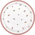 Beverage Paper Plates