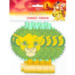 Blowouts-The Lion King-8pkg