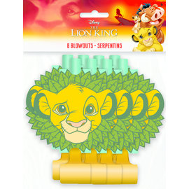 Blowouts-The Lion King-8pkg