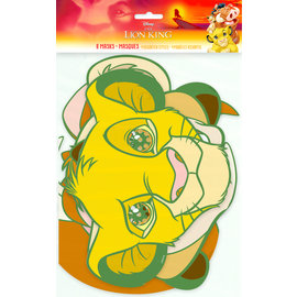 Masks-Paper-The Lion King-8pkg