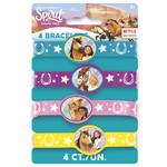 Bracelets-Spirit Riding Free-4pk