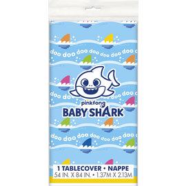 Tablecover - Baby Shark - 54''x84'' - 1pc