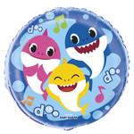 "Foil Balloon - Baby Shark - 18"""