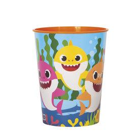 Plastic Cups-Baby Shark