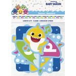 Banner - Baby Shark - 6ft - 1pc