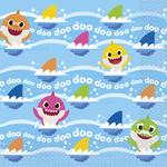 Luncheon Napkins-Baby Shark
