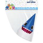Party Hats-Baby Shark