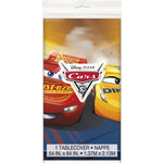 """Tablecover-Cars 3-54"""" x 84"""""""