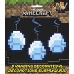 Hanging Decorations-Minecraft-3pk