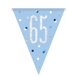 Pennant Banner-65th Birthday