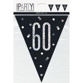 Pennant Banner-60th Birthday