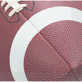 Beverage Napkins-Football Party-16pk-2ply