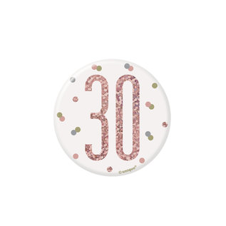 Badge- 30th Birthday
