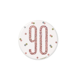 Badge-90th Birthday