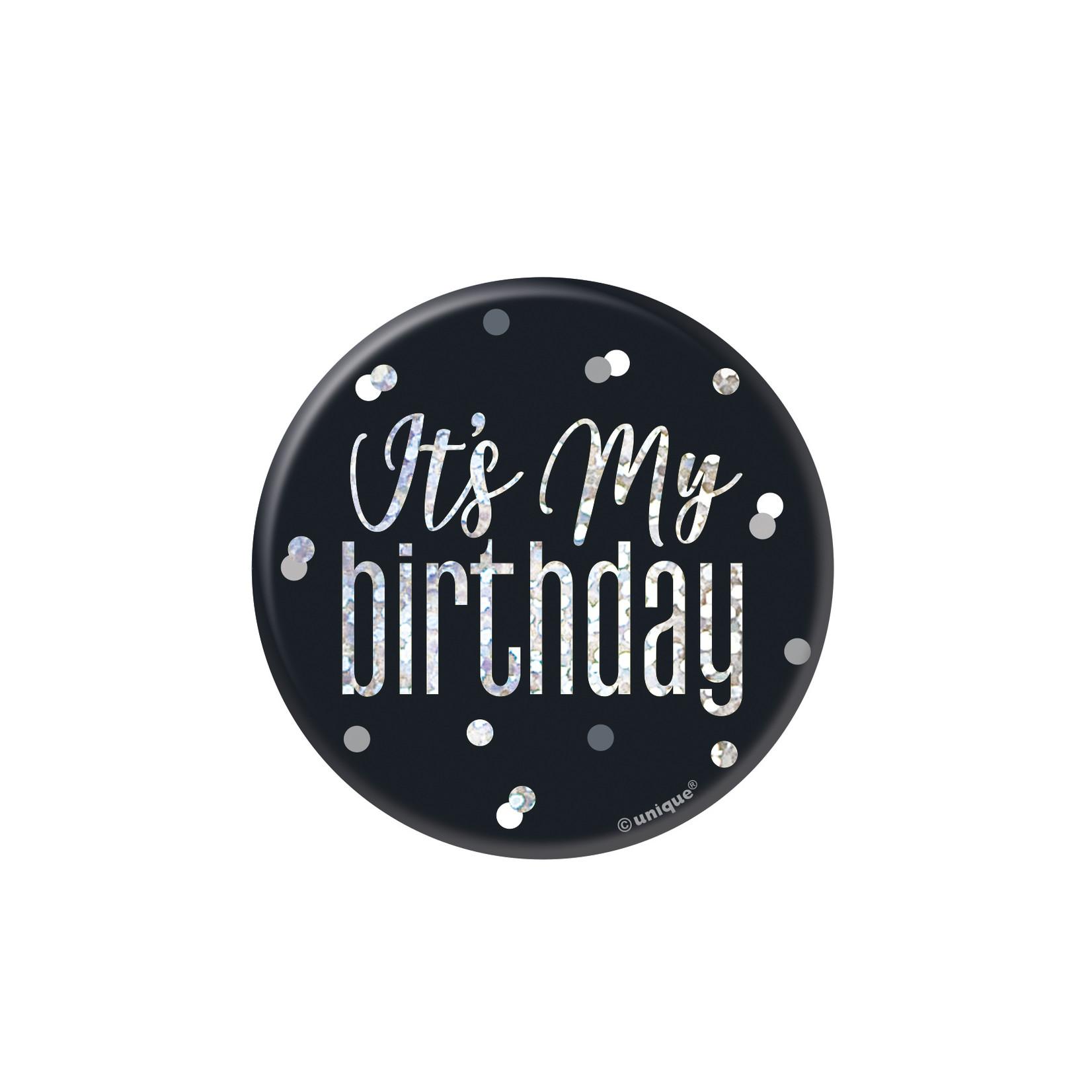 Badge- It's My Birthday