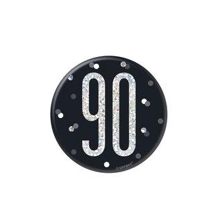 Badge- 90th Birthday