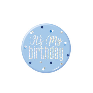 Badge-It's My Birthday