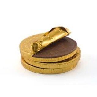 Belgian Chocolate Coins