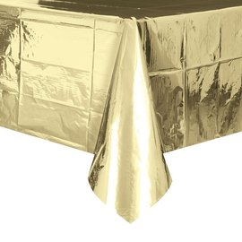 Table Cover-Metallic Gold
