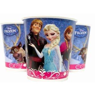 Paper Cups- Frozen