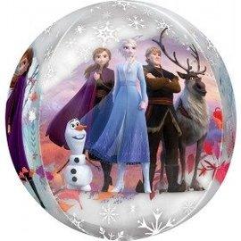 Foil Balloon-Orbz-Frozen II