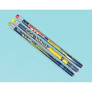 Pencils-Cars-12pk