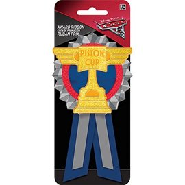 Award Ribbon-Cars