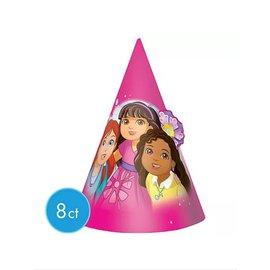 Party Hats- Dora & Friends