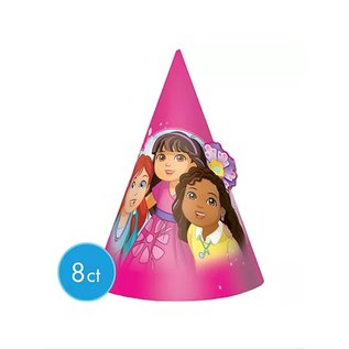 Party Hats- Dora & Friends