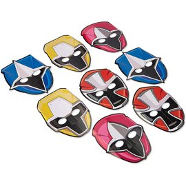 Masks - Power Rangers Ninja Steel