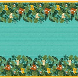 """Tablecover-Lion King-54"""" x 84"""""""